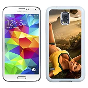 New Pupular And Unique Designed Case For Samsung Galaxy S5 I9600 With 2014 Brazil Fifa World Cup Hot White Phone Case