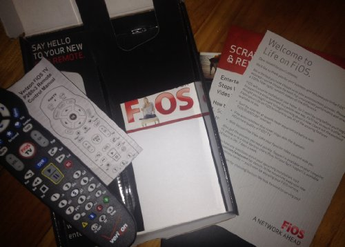 Verizon FiOS TV Replacement Remote Control by Frontier