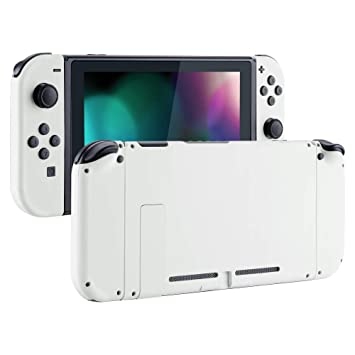 Amazon.com: eXtremeRate - Placa trasera para Nintendo Switch ...