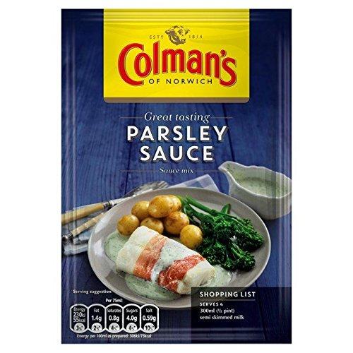 Colmans Parsley Sauce Mix - Colman's Parsley Sauce Mix - 20g