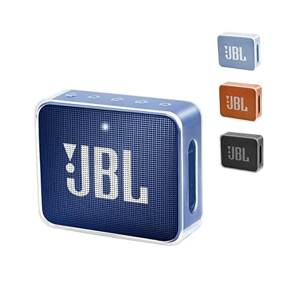 Pushingbest Carry Case for JBL GO Ultra Portable Rechargeable Bluetooth Speaker (GO 2- TPU) 1