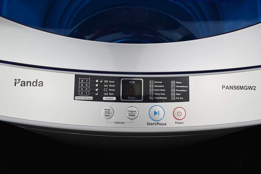 Appliances Washers & Dryers PAN56MGW2 Rinse Wash Panda Portable ...