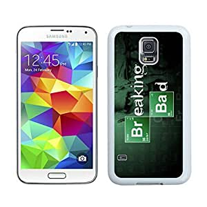 Breaking Bad Case For Samsung Galaxy S5 White