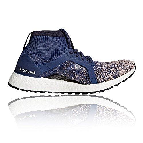 adidas Damen Ultraboost X All Terrain Traillaufschuhe Blau
