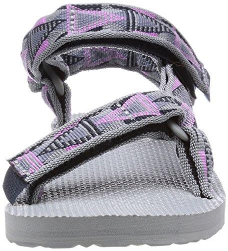 UNIVERSAL Teva Women's Pink Sandals ORIGINAL Mosaic R66wUxgFq