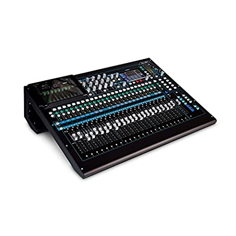 Allen & Heath QU-24 30-In/24-Out Digital Mixer (Heath Allen Ar2412)