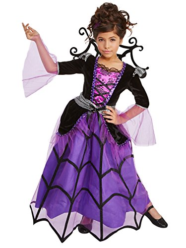 Splendid Spiderella Child Costume (4-6)