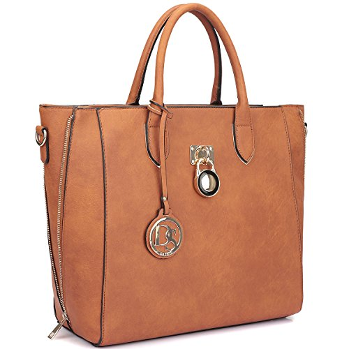 Large Satchel Handbags - 4