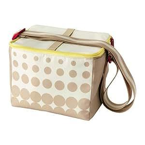 Amazon.com: IKEA Kullar – Cool Bolsa, beige – 22 x 16 x 19 ...