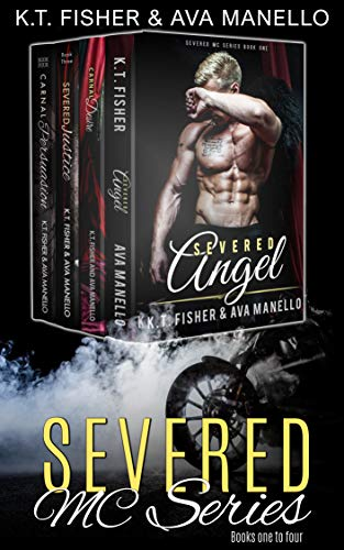 Severed MC Books One to Four Box Set - Biker Romance