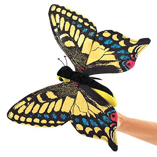 (Folkmanis Swallowtail Butterfly Hand Puppet)