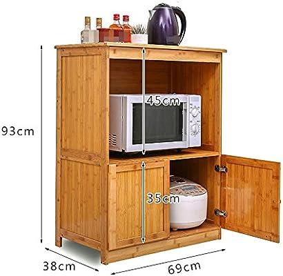 GYP Armario de cocina de madera maciza Armario de recepción ...