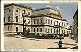 Teatro Nacional Ciudad de Panama, Panama Original Vintage Postcard