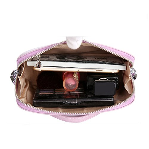 Multi Female Clutch Shell YXLONG Bag Package Ladies Small New functional Bag Bag SmileyPink Female Korean tUqFTf