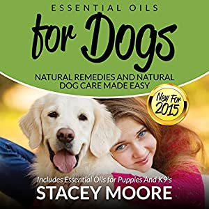 Essential Oils for Dogs Audiobook