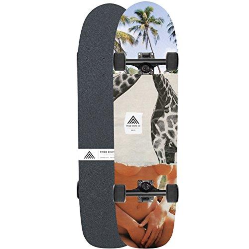 - Prism Skate Co. Cruiser Skateboards [Multiple Models & Graphics] (SBK Series - Nail - 32