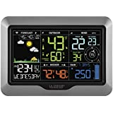 La Crosse Technology V40-Pro-Int Color Wireless Wifi Professional Weather Station