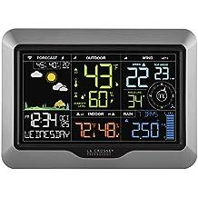 La Crosse Technology V40-Pro-Int Color Wireless Wifi Professional Weather Station