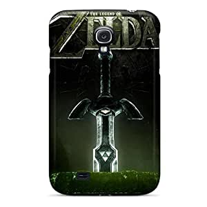 Galaxy Covers Cases - The Legend Of Zelda Protective Cases Compatibel With Galaxy S4