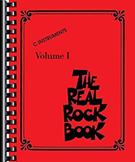 The Real Rock Book - Volume I: C Instruments (1423453883) | Amazon Products