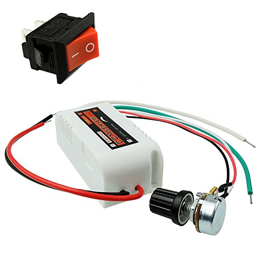Uniquegoods ccmfc 12v 2a dc motor speed controller for Dc motor variable speed