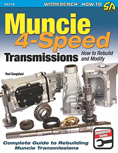 Muncie 4-Speed Transmissions: How to Rebuild & Modify (Workbench - Transmission 4 Speed