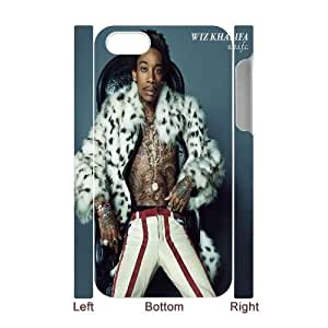 custom iphone4,iphone4s 3D case, oWiz Khalifa 3D shell case for iphone4,iphone4s at Jipic (style 3)