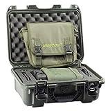Newcon Optik Laser Rangefinder Binocular, Green LRB LRB 12K