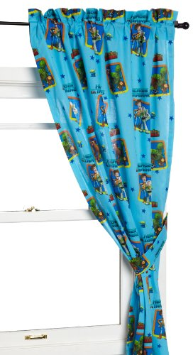 Disney Pixar Toy Story Protecting Toys Everywhere 63-Inch Drapes Pair