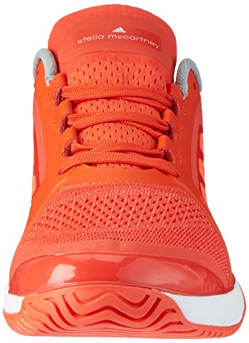 Orange Red blaze 2017 ftw Adidas Stella solar By Femme Mccartney De Barricade White Tennis Chaussures Orange xIgzZvqIw
