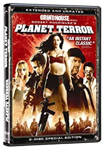 Planet Terror (Planète Terreur) [2-Disc Extended & Unrated Edition] (Bilingual)
