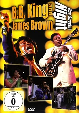 james brown bb king one special night dvd