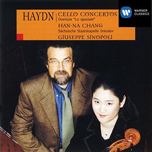 Haydn: Cello Concertos 1 & 2 / Lo Speziale Overture