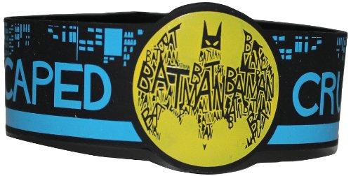 Batman DC Comics Batman Caped Crusader Rubber Wristband