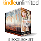 Mail Order Bride: Mega Box Set  #1: Inspirational Historical Western (Pioneer Wilderness Romance Box Set Series)