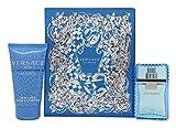 Versace Man Eau Fraiche EDT Spray 30ml / 50ml Perfumed Bath & Shower Gel