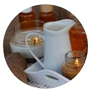 alfombrilla de ratón Cuidado con la leche y la miel - ronda - 20cm