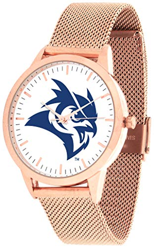 Rice University Watch Owls (Rice University Owls - Mesh Statement Watch - Rose Band)