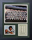 "Legends Never Die ""1968 New York Jets Champions"" Framed Photo Collage, 11 x 14-Inch"