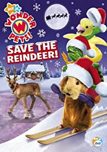 Wonder Pets - Save The Reindeer by Nickelodeon