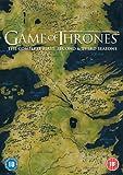Game of Thrones - Season 1-3 [DVD] [Import]