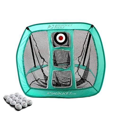 Rukket Pop Up Golf Chipping Net ...