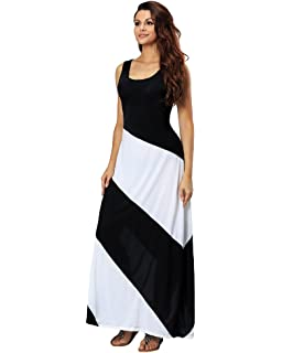 1f7c1b3b883 Roiii Women v Neck Slim High Waist Vintage Cocktail Party Summer Beach Long  Maxi Dress