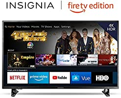 "Insignia Fire TV Edition 50""4K $249.99 (Save $100)"