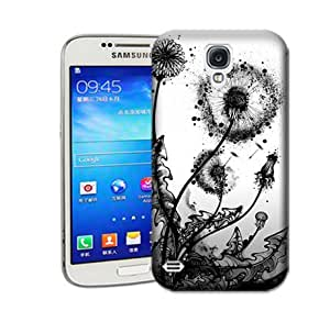 Fashionable Humorously Devised Dandelion Durable Hard Plastic Case Cover For Samsung S4