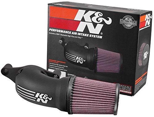 - K&N 63-1139 Performance Air Intake System