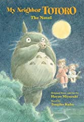 One of Studio Ghibli's most beloved classics, Totoro celebrates its 25th anniversary!The beloved animation classic by legendary Studio Ghibli director Hayao Miyazaki, My Neighbor Totoro is now retold in novel form. This prestige, hardcover ed...