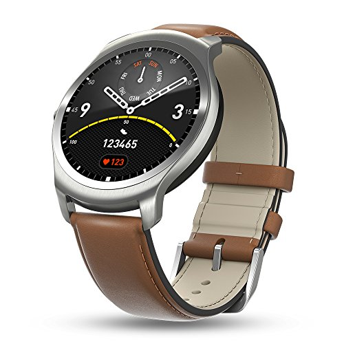 Ticwatch 2 Smartwatch - Oak Smart Watch …