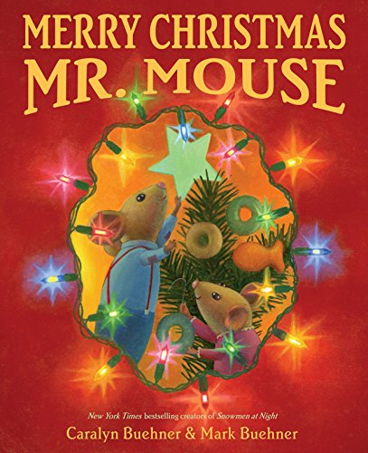 Merry Christmas, Mr. Mouse (Merry Christmas Mouse)