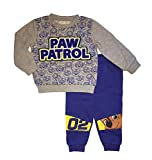 Nickelodeon Paw Patrol Little Boys Toddler Pant & Top Fleece Set (3T)